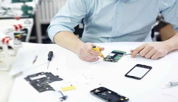 رشته تعمیرات موبایل