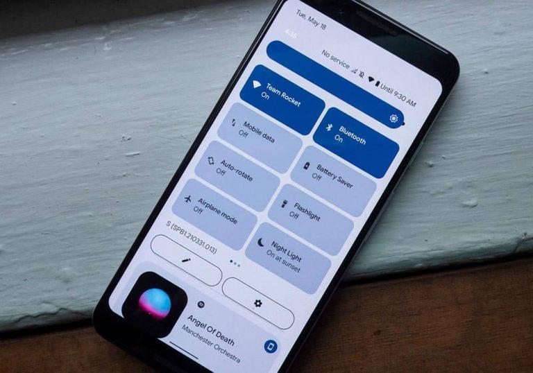Android 12 بتا 2 اکنون در گوشیهای سری Pixel