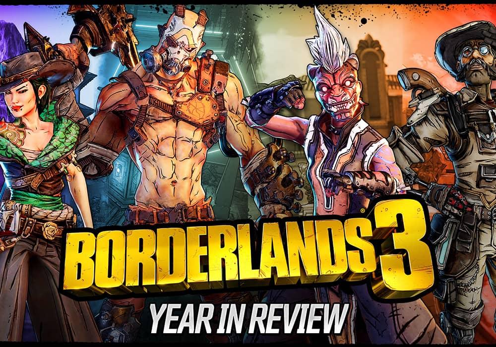 اسپین آف مجموعه Borderlands با نام Wonderlands