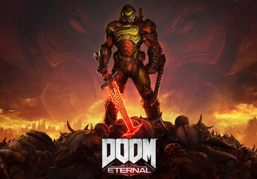 بروزرسانی DOOM Eternal برای PS5 و ایکس باکس X/S در 29 ژوئن