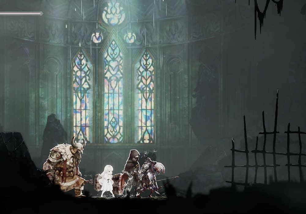 بازی Ender Lilies: Quietus of the Knights معرفی شد