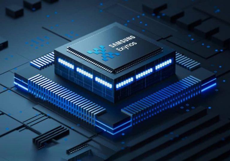 تراشه Exynos با پردازنده گرافیکی AMD