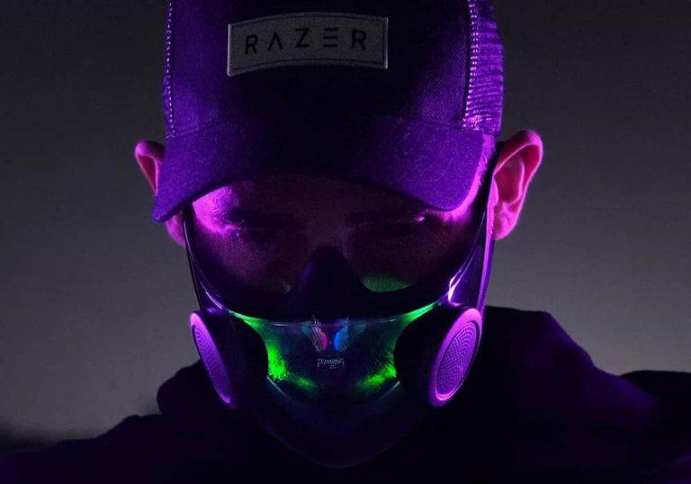 پروژه تولید ماسک Hazel
