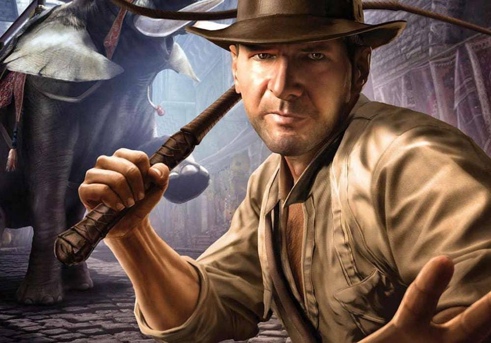 New Machine Games called Indiana Jones