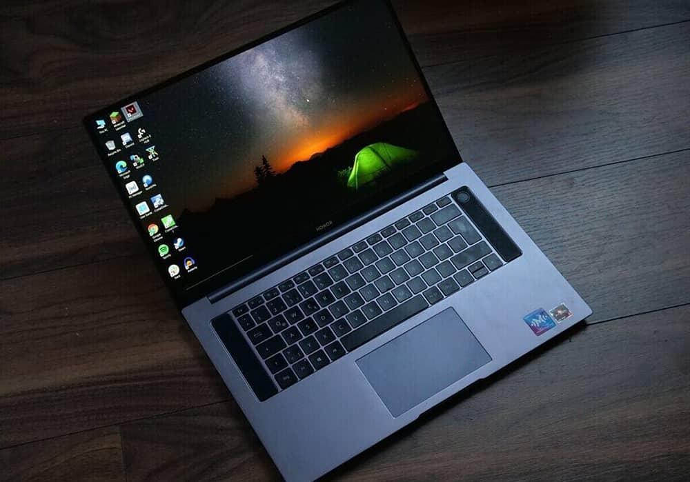لپ تاپ های جدید MagicBook آنر با پردازنده نسل 10 اینتل