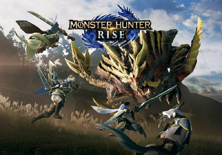 ویژگیهای جدید بازی Monster Hunter Rise