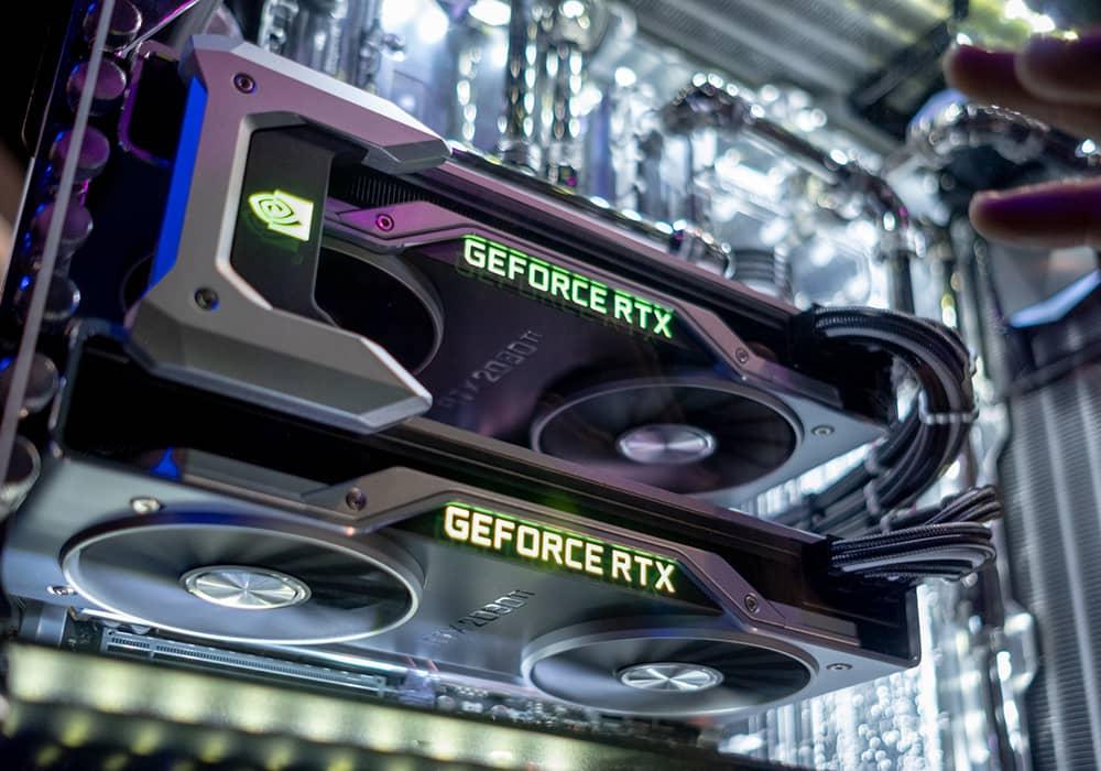 عرضه پردازنده های گرافیکی GeForce RTX 3080 Ti و RTX 3070 Ti