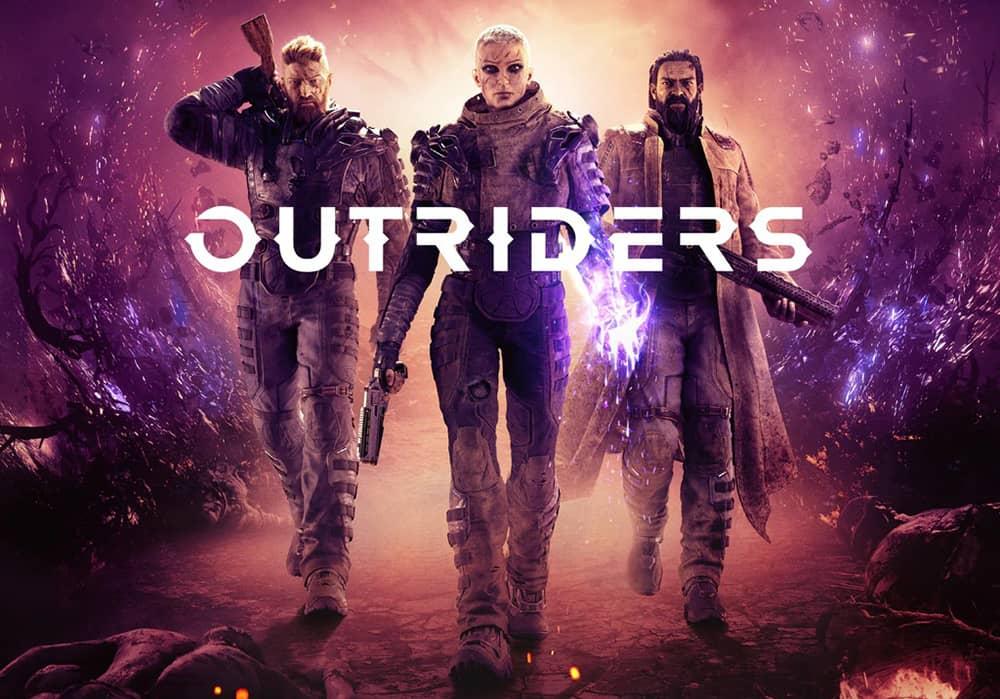 حضور بازی Outriders بر روی سرویس Xbox Game Pass