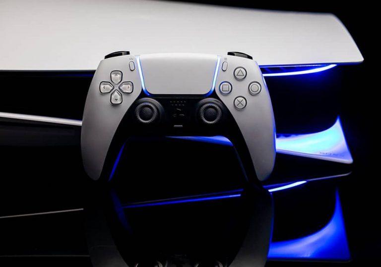 بروزرسانی جدید PS5 برای حالت پایداری و شاخص باتری DualSense