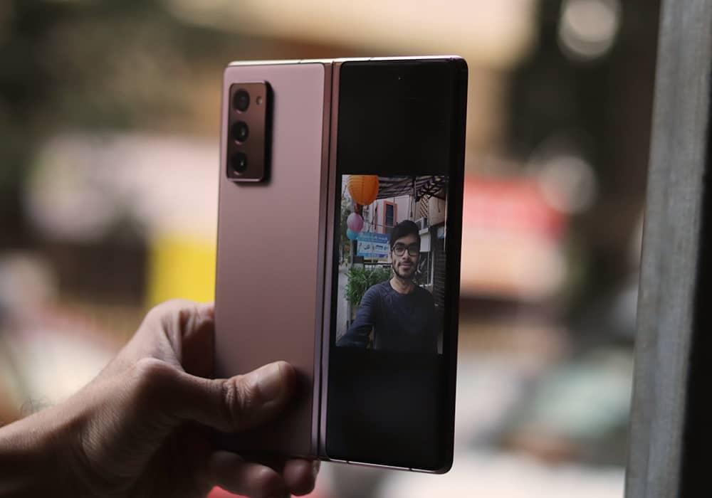 شایع ورود گوشی هوشمند Samsung Galaxy Z Fold3 به فاز تولید انبوه