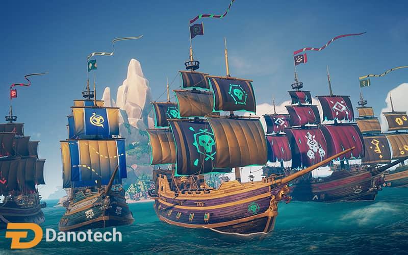آپدیت جدید Sea of Thieves