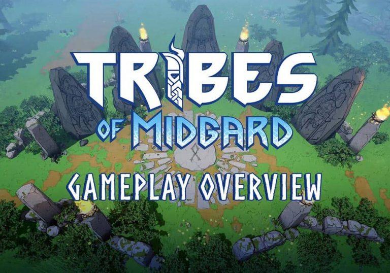 تاریخ در دسترس قرار گرفتن بازی Tribes of Midgard