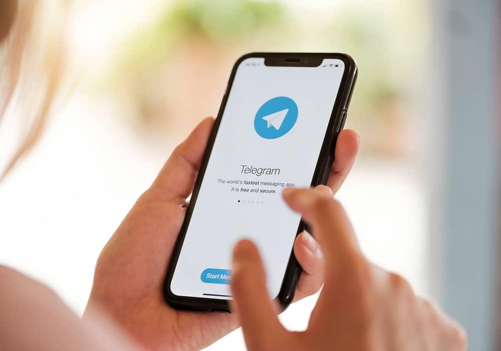 اضافه شدن تماس های ویدیویی و پس زمینه های متحرک در تلگرام