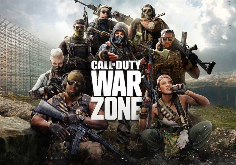 Season 4 بازی های Warzone و Cold War