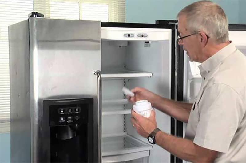 تشخیص فیلتر آب یخچال اصل از تقلبی