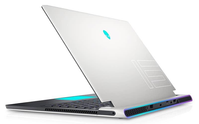 لپ تاپ های سری Alienware X