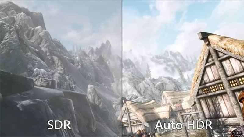 HDR خودکار برای بازی