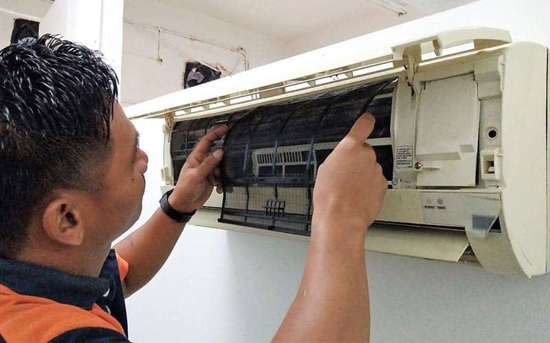 خدمات تخصصی در زمینه تعمیر کولرگازی