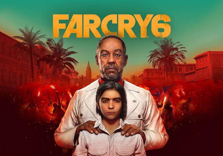 مشخص شدن زمان عرضه بازی Far Cry 6