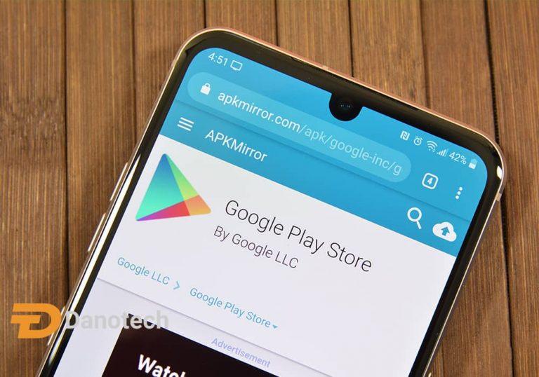 نصب گوگل پلی در گوشی های هواوی