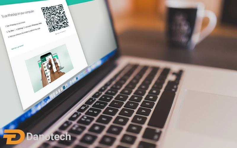 آموزش بخش های مختلف واتساپ وب