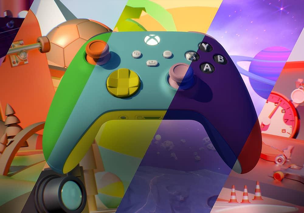 سرویس Xbox Design Lab برای کنسولهای جدید مایکروسافت