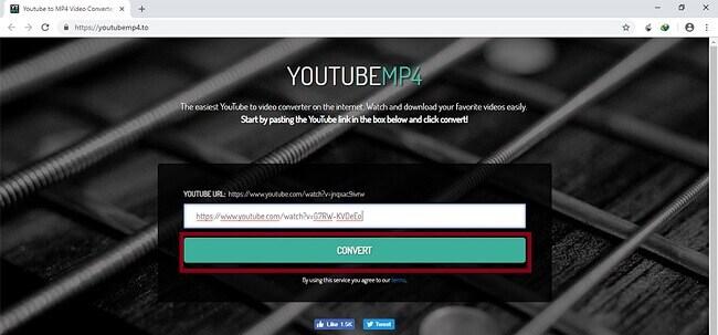 دانلود فیلم از یوتیوب با سایت YouTubeMP
