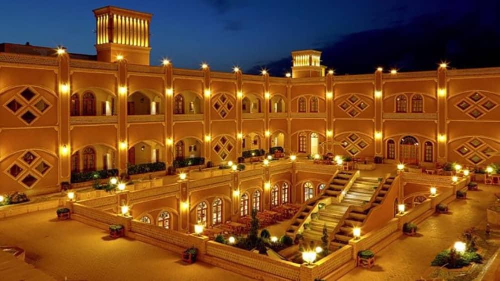 معرفی هتل داد یزد و راهنمای رزرو آنلاین