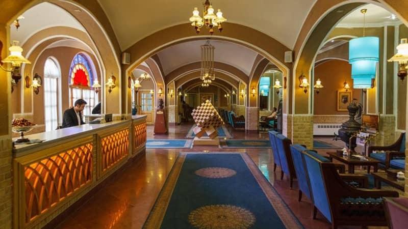 لابی هتل داد یزد