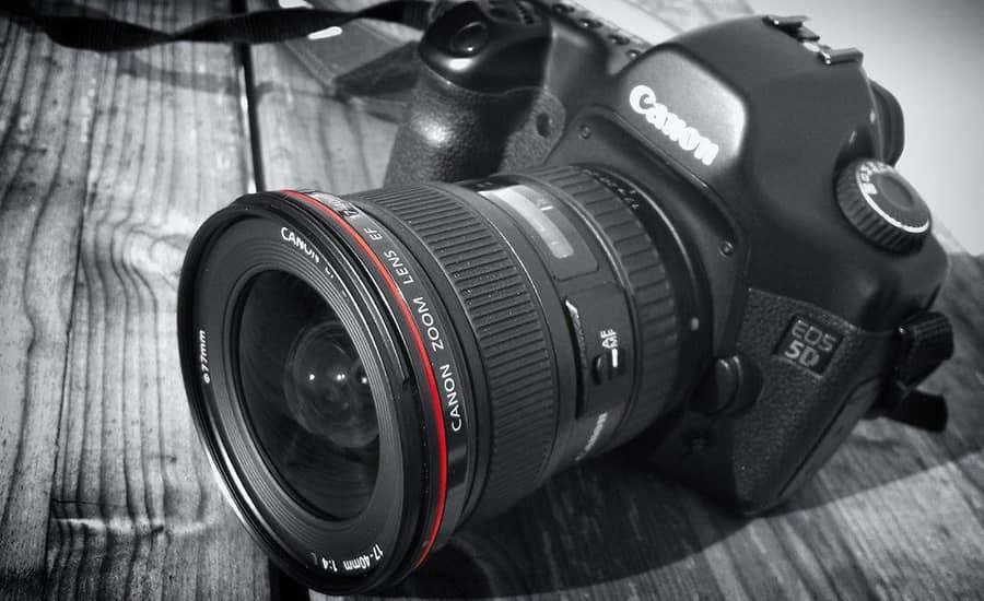 دوربین دی اس ال آر کانن