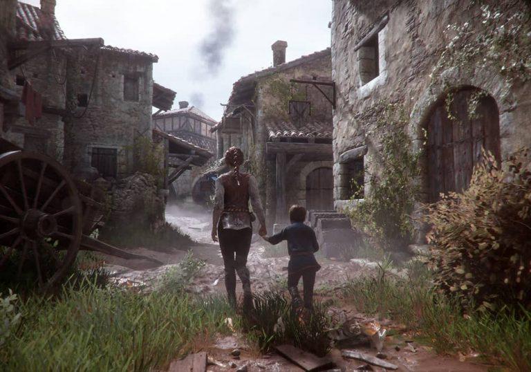 بازی A Plague Tale: Innocence's اکنون در دسترس است