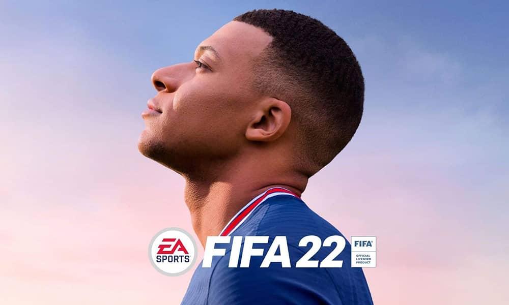 عرضه بازی فیفا 22