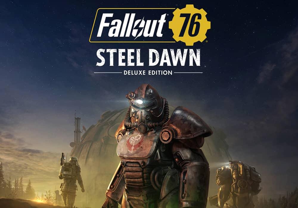 شانس دوباره به بازی Fallout 76