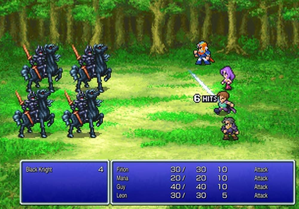 سری Final Fantasy Pixel Remaster نسخه های اول تا سوم را منتشر خواهد کرد