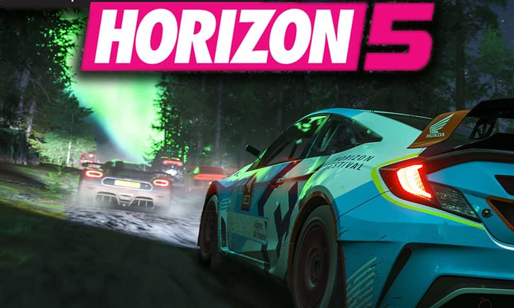 ارائه اطلاعات جدید از بازی Forza Horizon 5