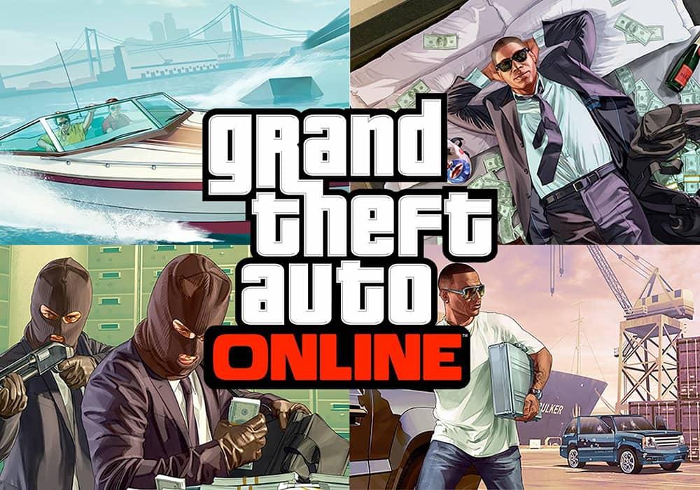 اضافه شدن بهروزرسانیها و نقشه جدید در GTA Online