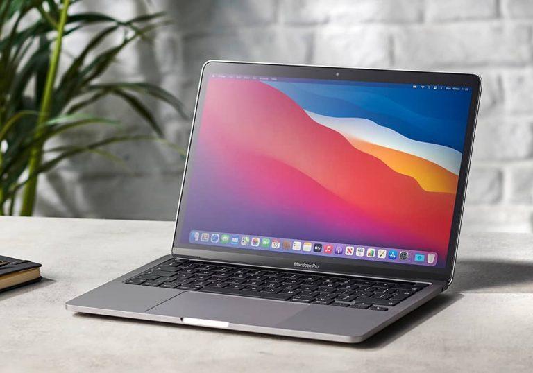 استفاده MacBook Pro از تراشه M1X