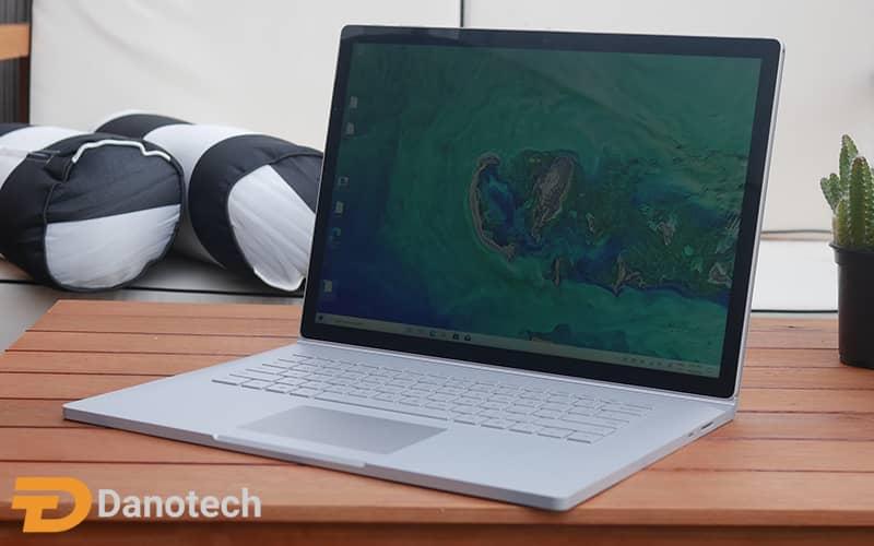 لپ تاپ Microsoft Surface Book