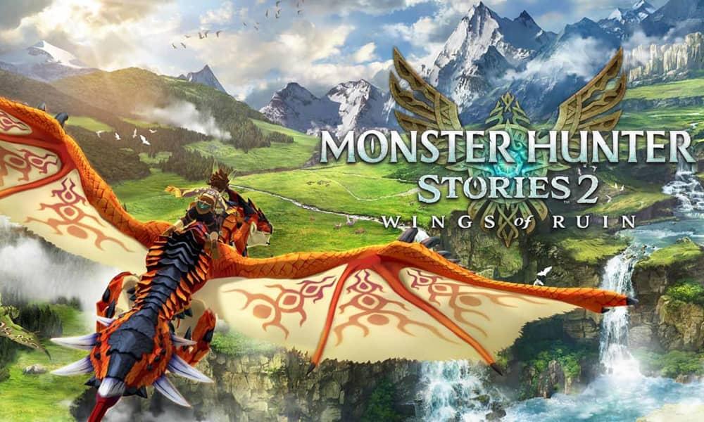 رکورد جدید بازی Monster Hunter Stories 2 در سبک JRPG روی استیم