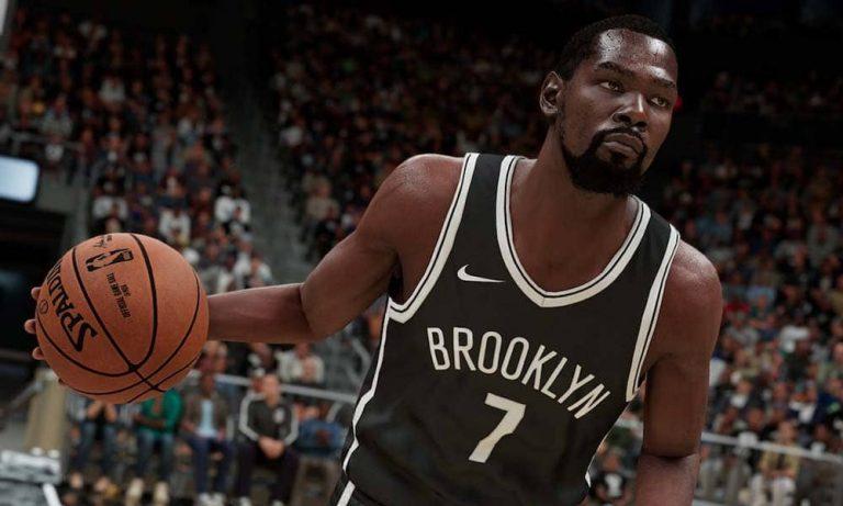تاریخ عرضه نسخه جدید NBA 2K22