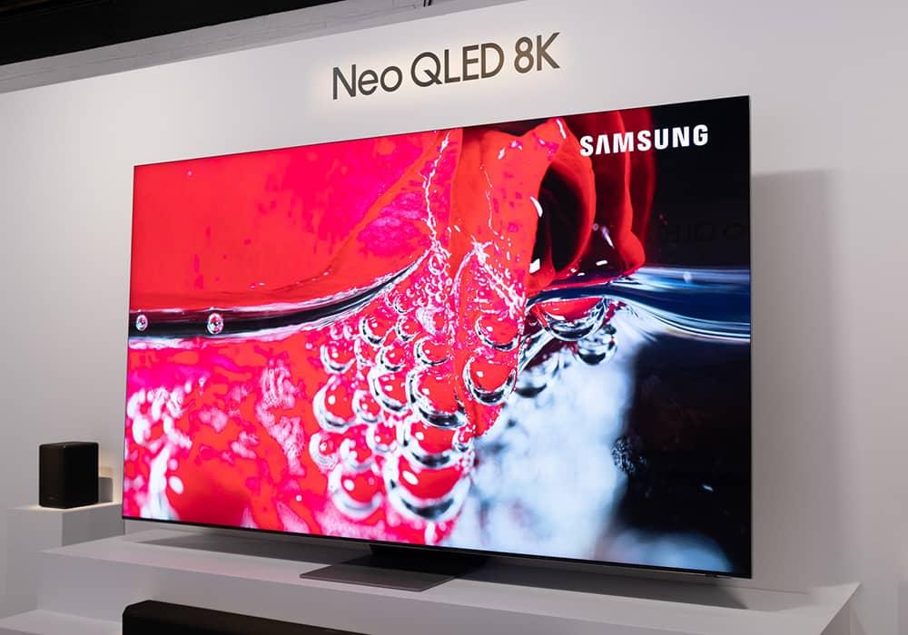 تلویزیونهای جدید الجی با نام QNED Mini-LED در جولای 2021
