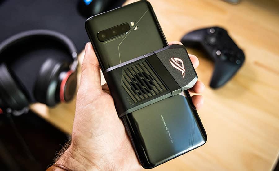 گوشی هوشمند ROG Phone 3 نسخه اندروید 11 را دریافت میکند