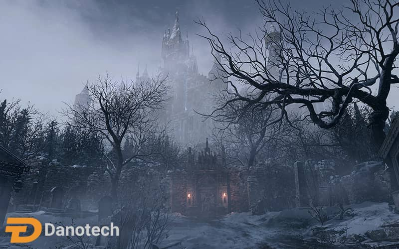 محیط بازی Resident Evil Village