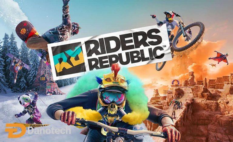 بازی Riders Republic تا 28 اکتبر تاخیر خورد