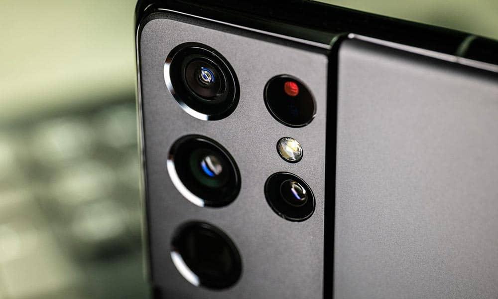 گوشی S22 Ultra از دوربین 200 مگاپیکسلی