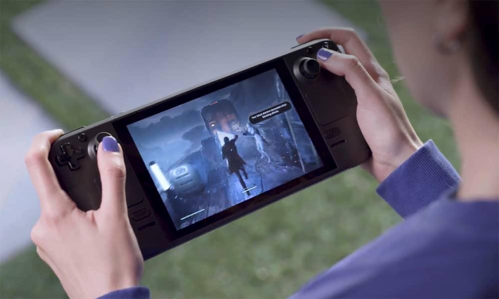کنسول شرکت Valve با نام Steam Deck معرفی شد