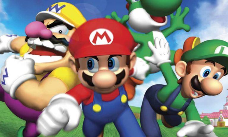 فروش نسخه کلاسیک بازی Super Mario 64 به عنوان گرانترین بازی جهان شناخته شد