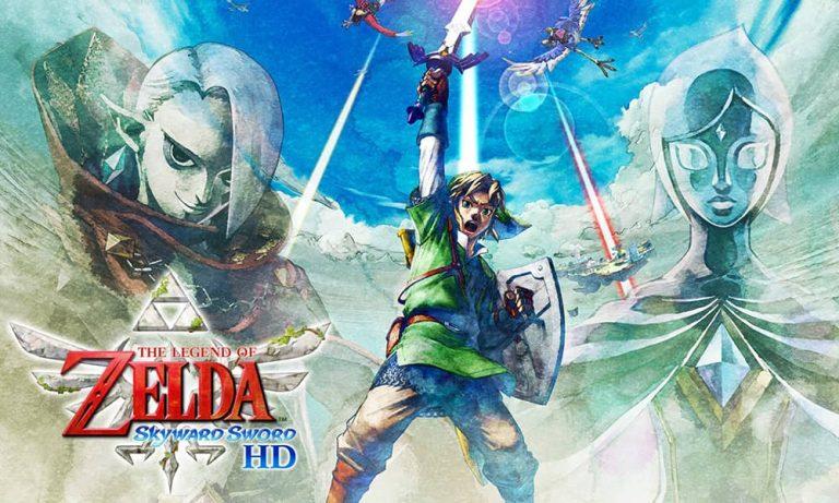 بازی The Legend of Zelda Skyward Sword HD دارای حالت ذخیره خودکار است