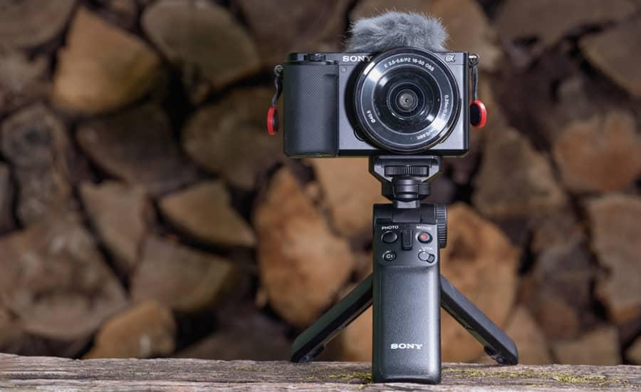 سونی دوربین ZV-E10 را برای ولاگرها معرفی کرد