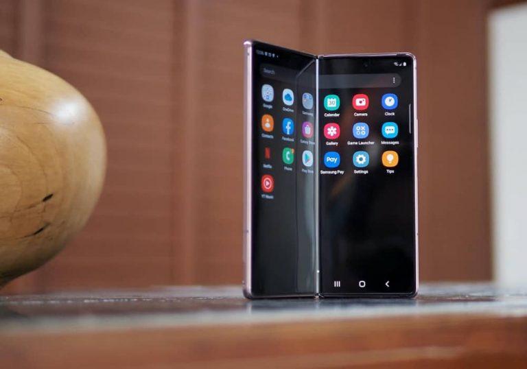 مشخصات اختصاصی Samsung Galaxy Z Fold3 در Geekbench